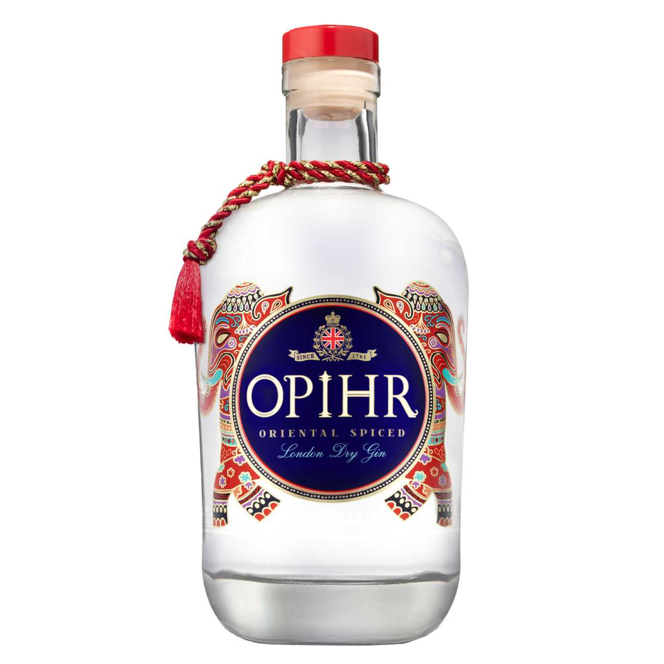 Gin, ORIENTAL SPICED LONDON DRY GIN 1000 ML, Opihr