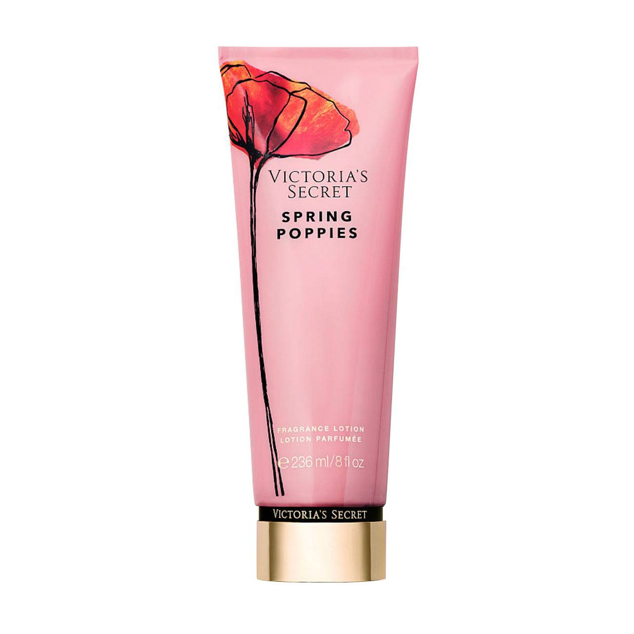 SPRING POPPIES BODY LOTION 236ml poza