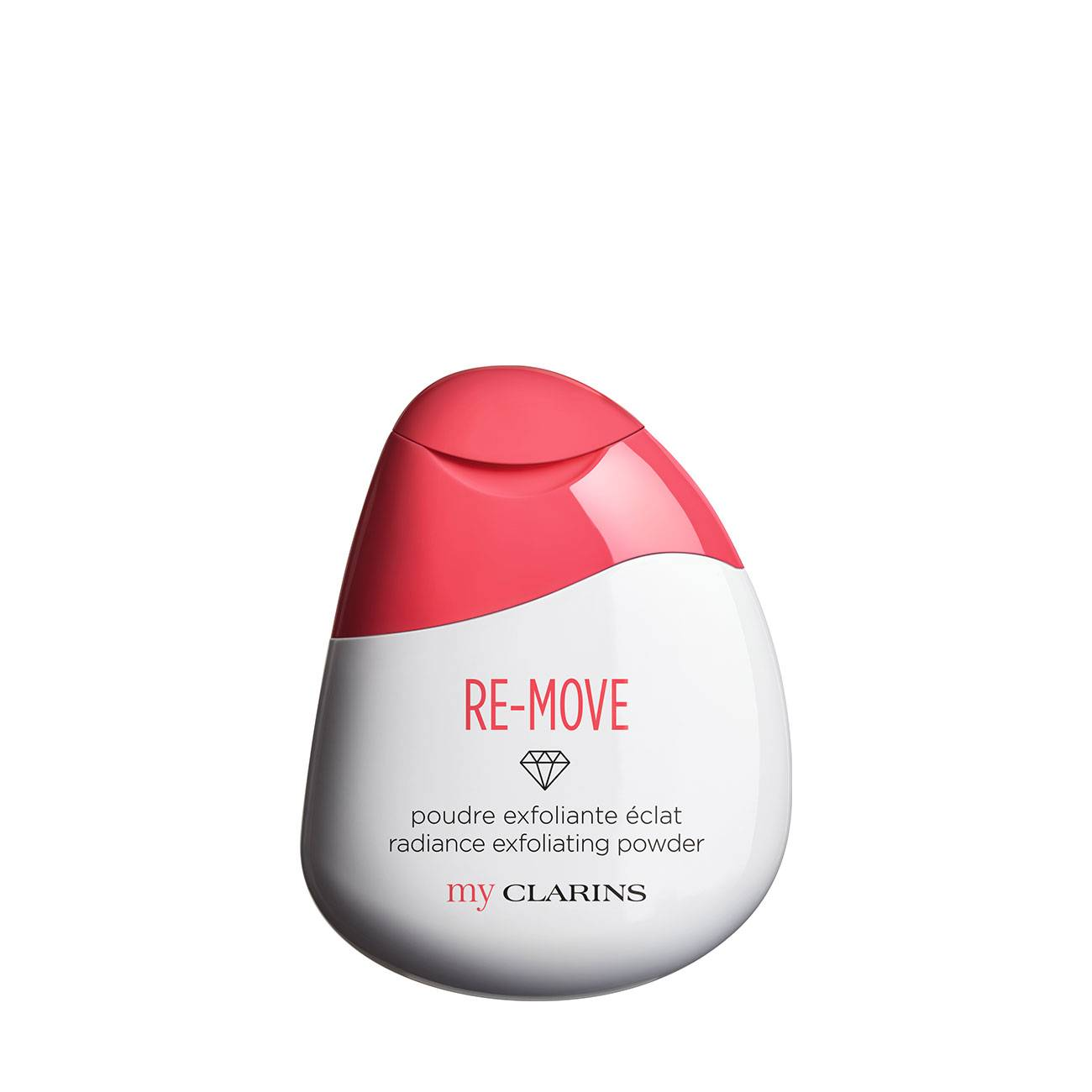 MY CLARINS RE-MOVE RADIANCE SCRUBBING POWDER 30gr poza