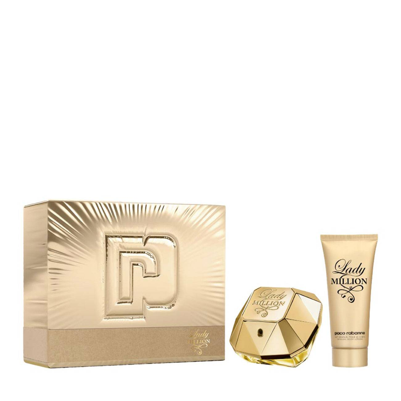 LADY MILLION SET 180ml imagine