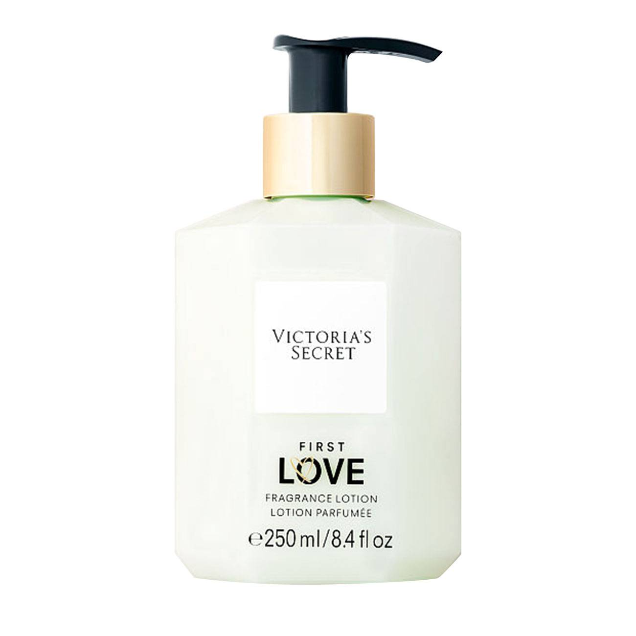 FIRST LOVE BODY LOTION lp 250ml poza