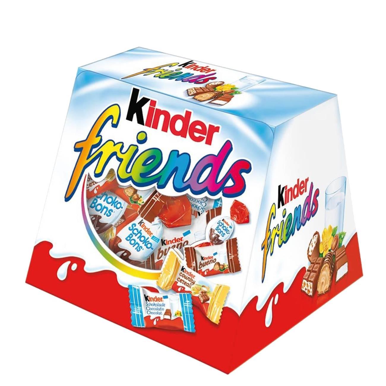 FRIENDS 134 G