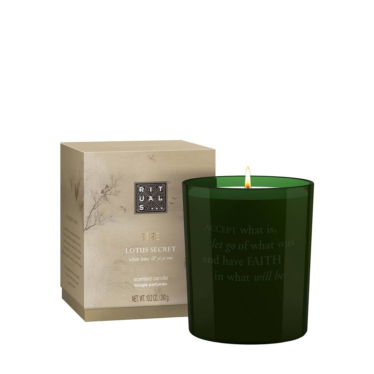 Lotus Secret Candle 250 Grame Rituals imagine 2021 bestvalue.eu