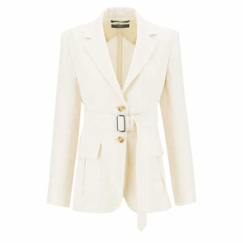 Weekend Max Mara Linen jacket 36