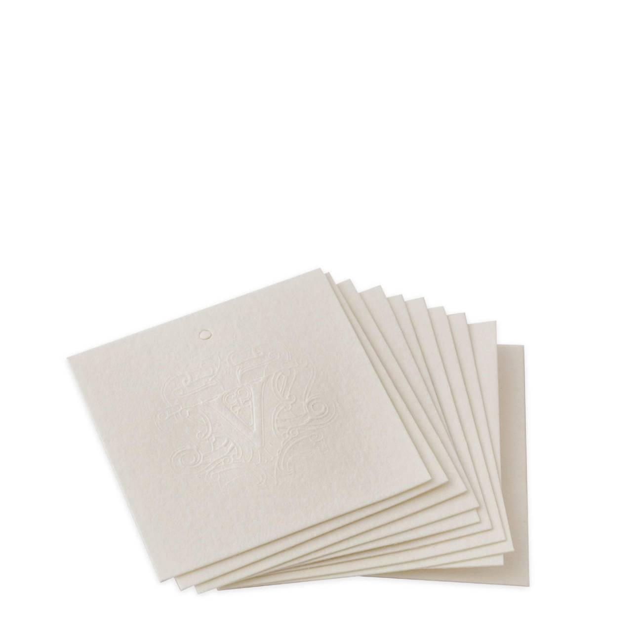 LINEN PAPERS GINGER & LIME SCENTED PAPERS