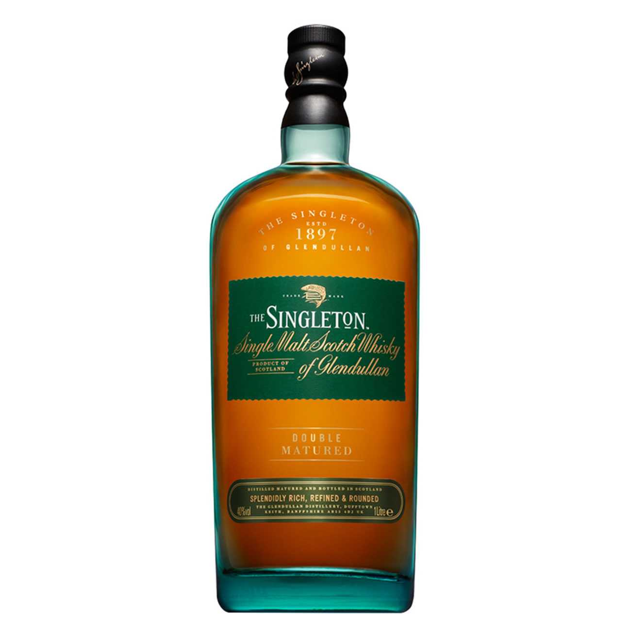 Whisky scotian, DOUBLE MATURED 1000 ML, Singleton Glendullan