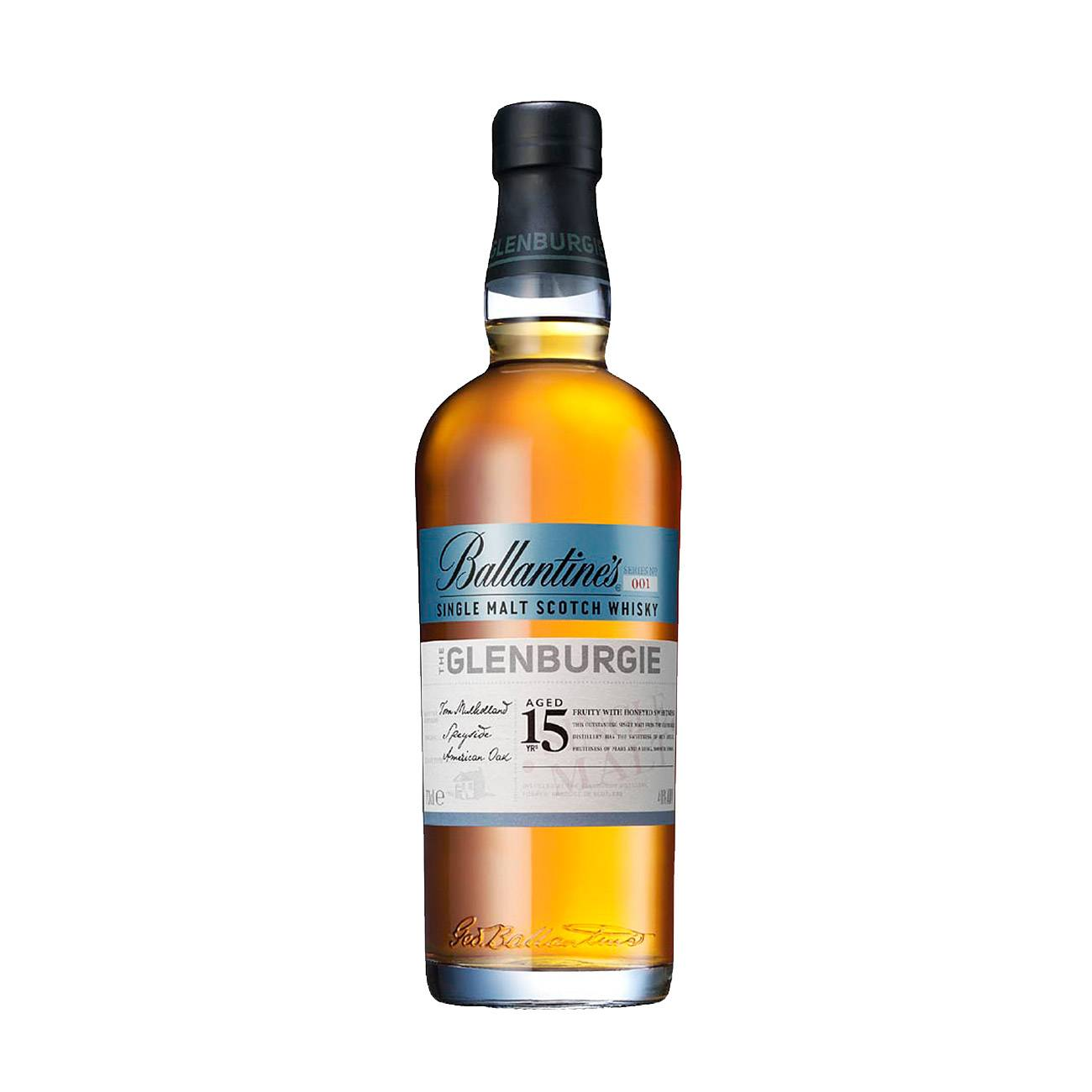 GLENBURGIE 15 YEARS OLD 700 Ml