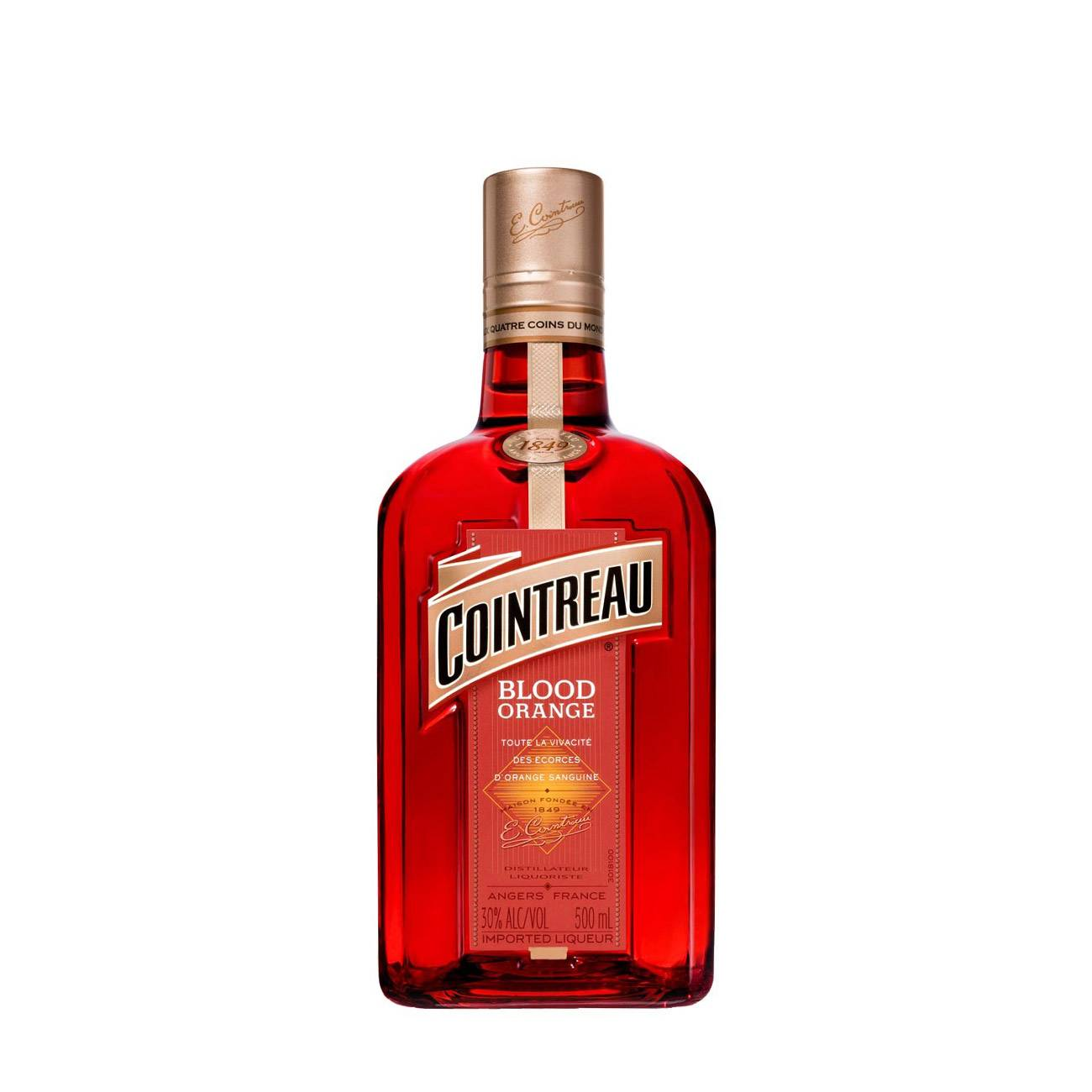 Lichior, Blood Orange 500 Ml, Cointreau