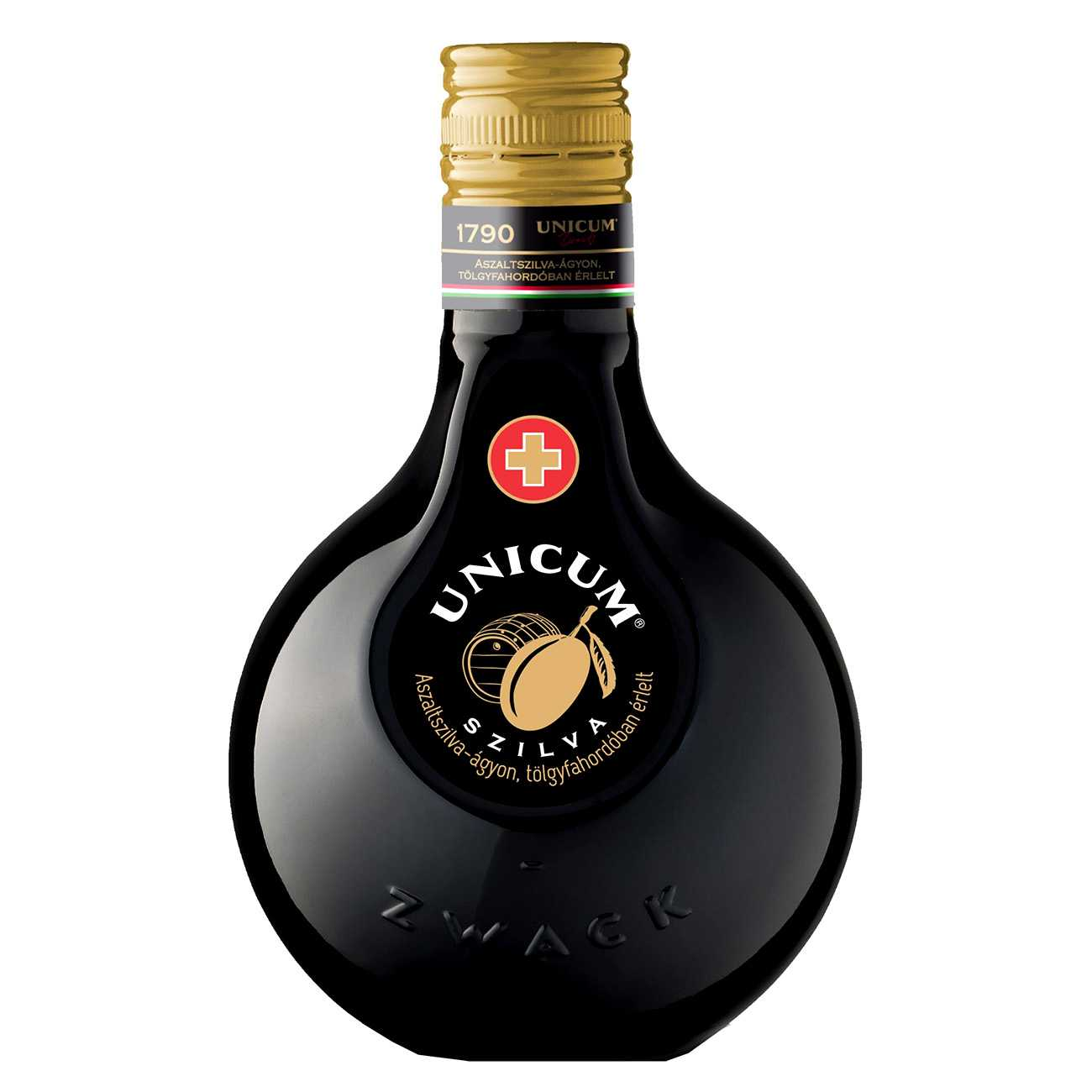Lichior, UNICUM PLUM 1000 ML, Unicum Zwack
