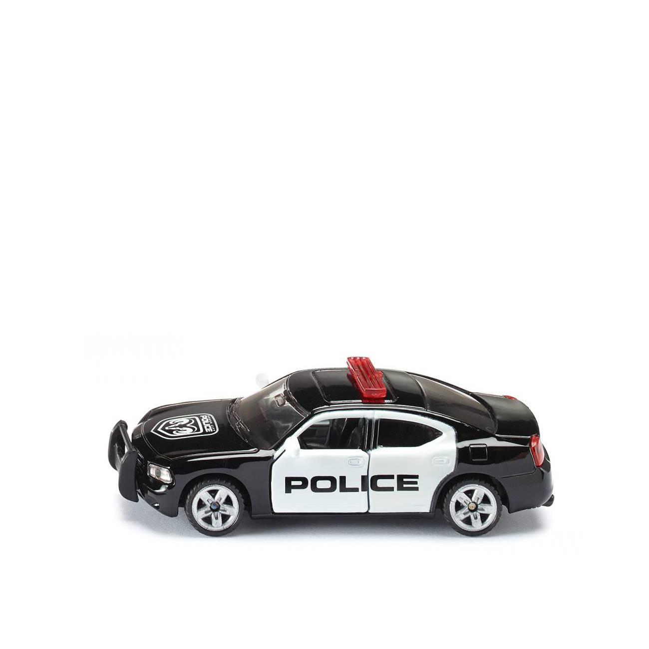 US PATROL CAR