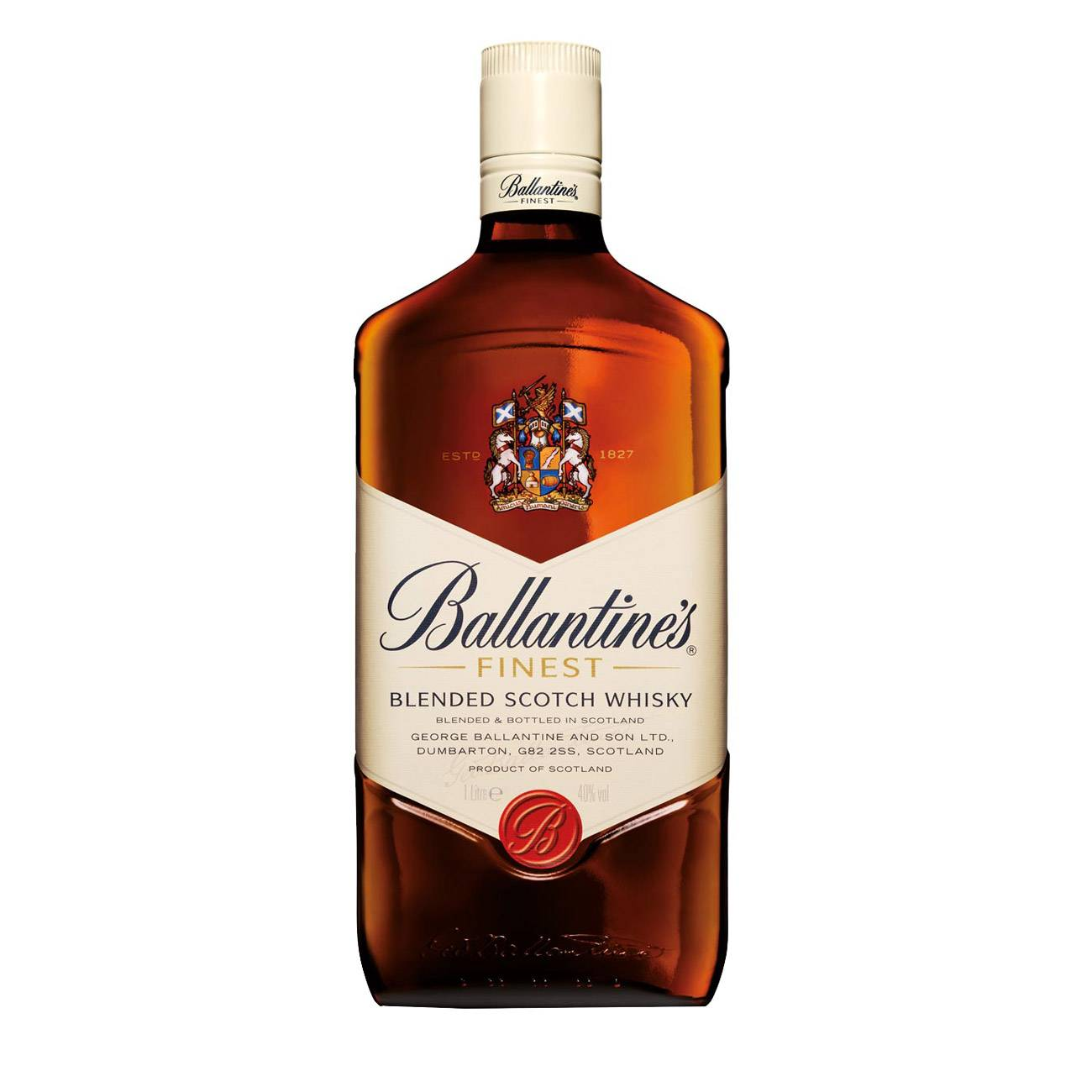 Whisky scotian, FINEST BLENDED SCOTCH EOY 2017 1000 Ml, Ballantine's