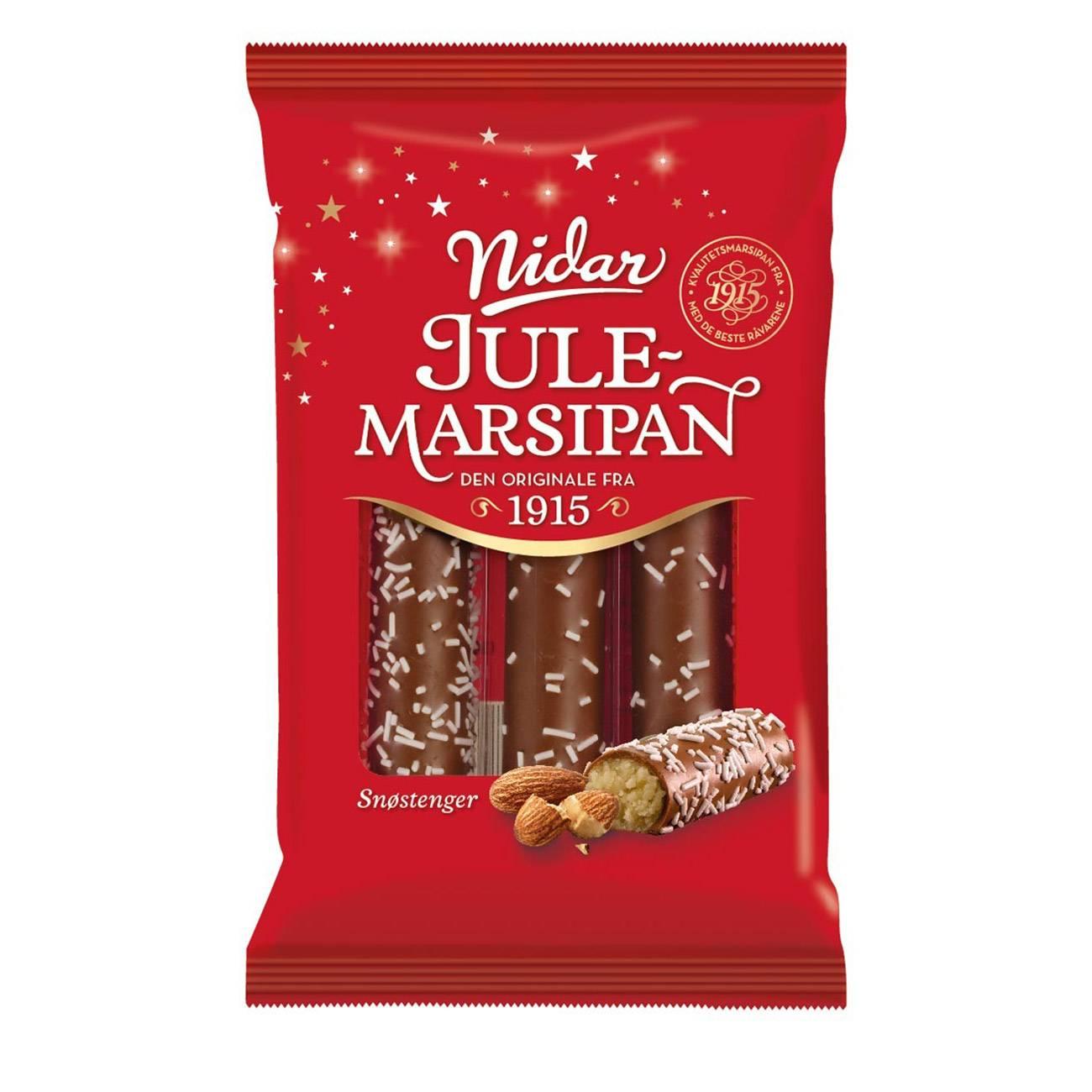 JULE MARSIPAN 150 Grame
