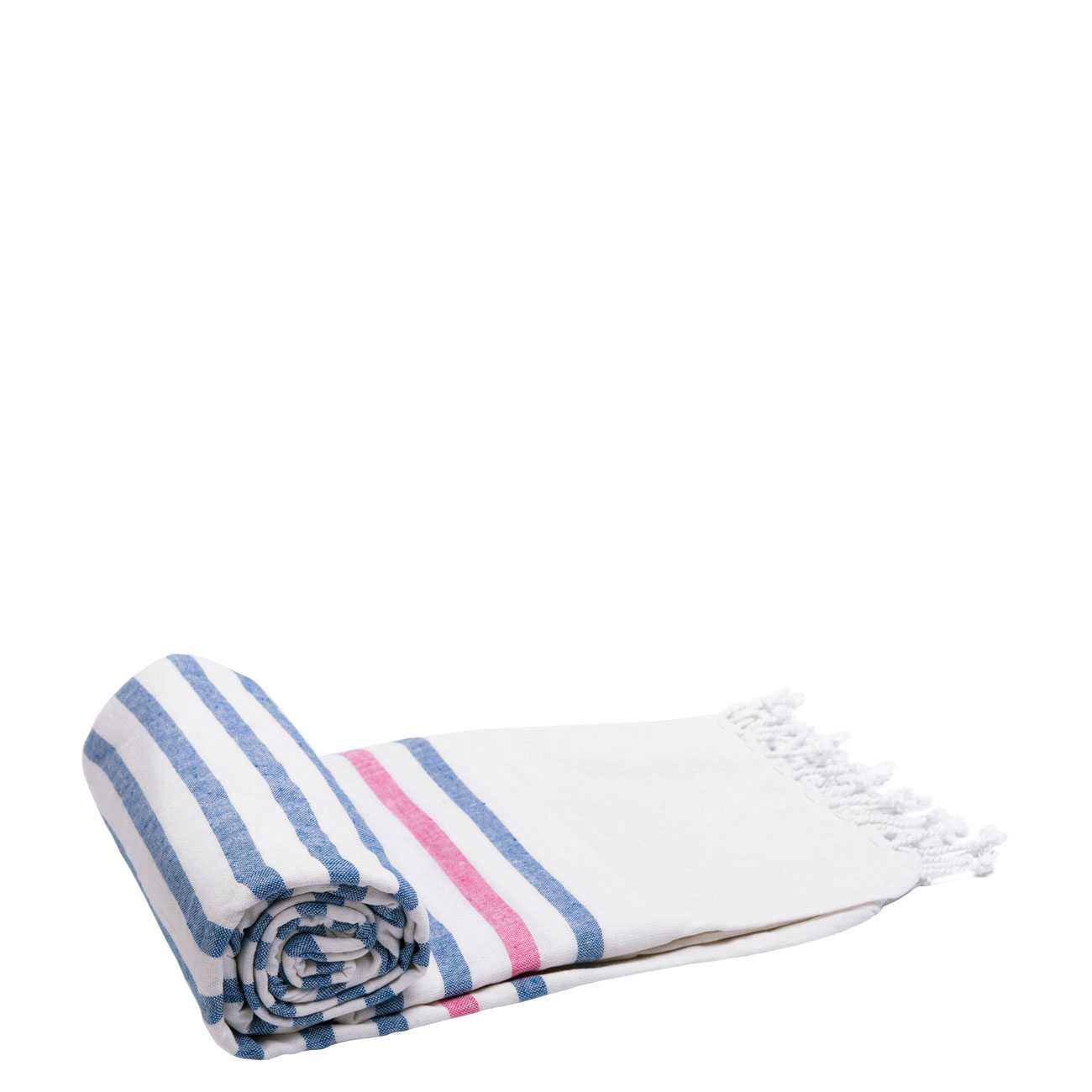 Beach Towel Havana Blue imagine