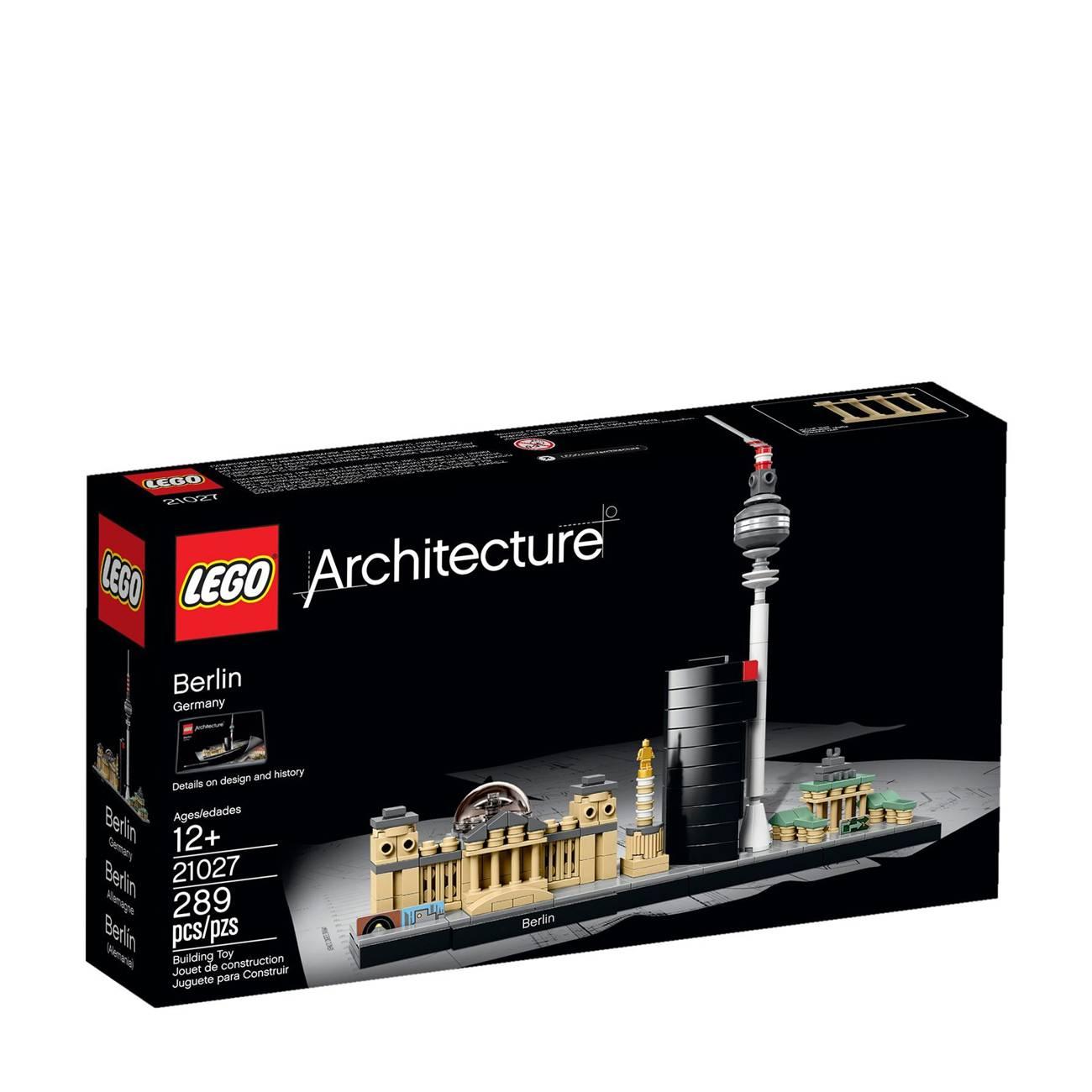 ARCHITECTURE BERLIN SKYLINE
