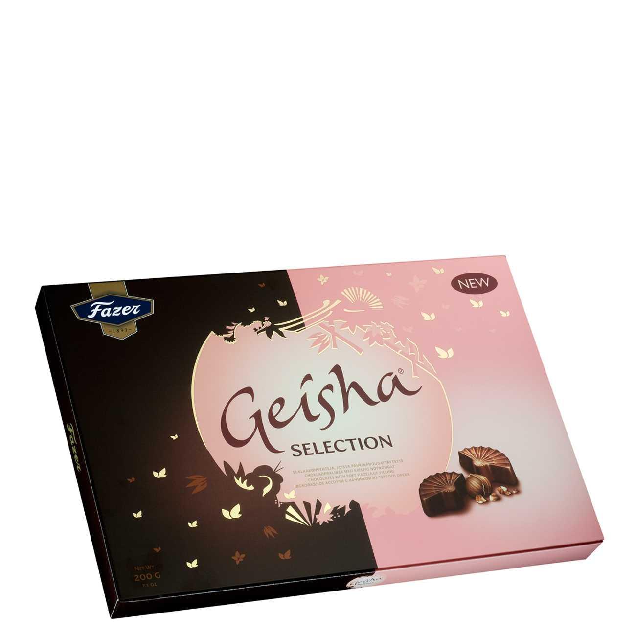 GEISHA SELECTION 200 G