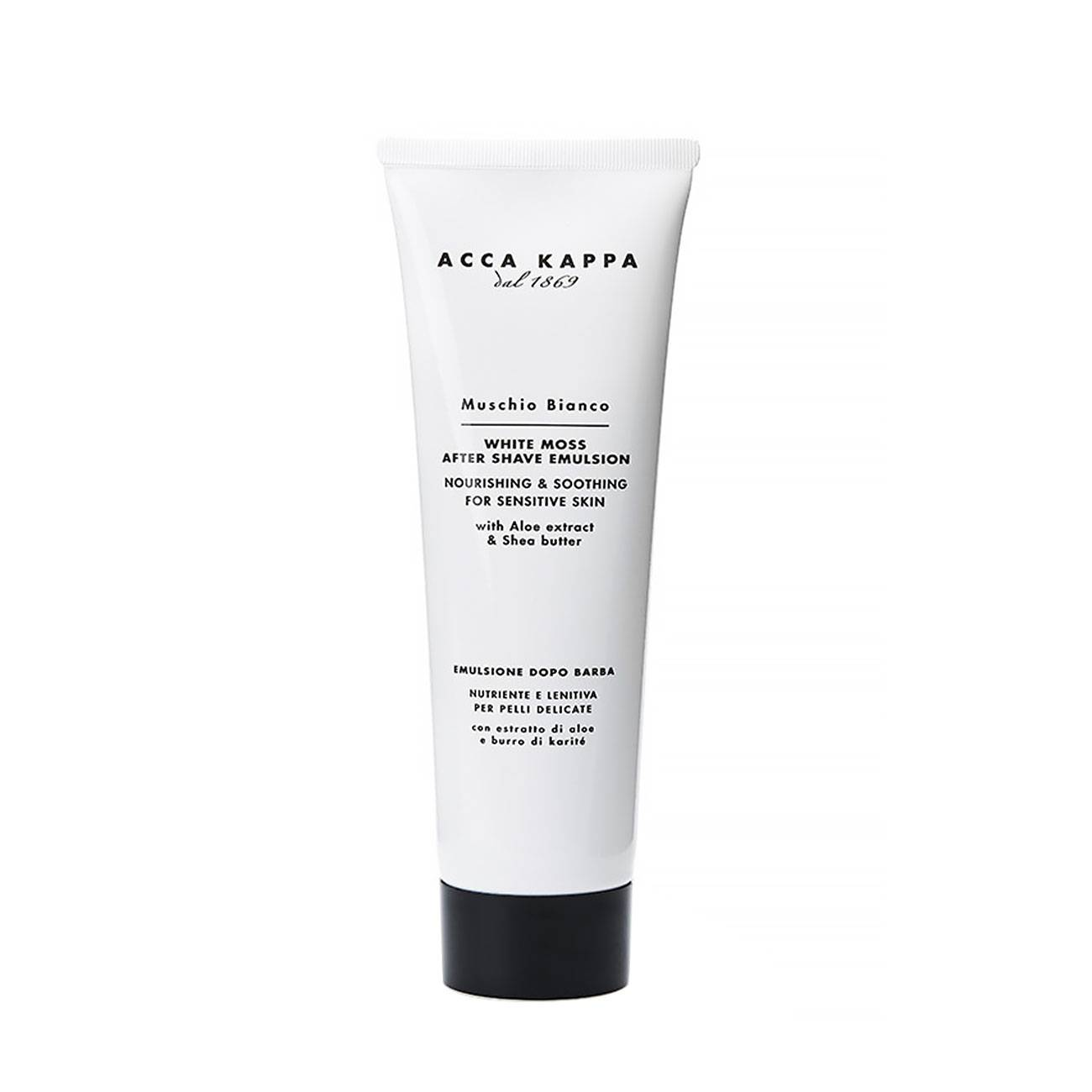 WHITE MOSS AFTER SHAVE EMULSION 125 ML