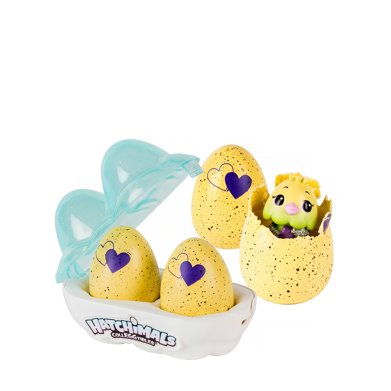 Random Series 3 Colleggtibles 2 Pack Egg Carton