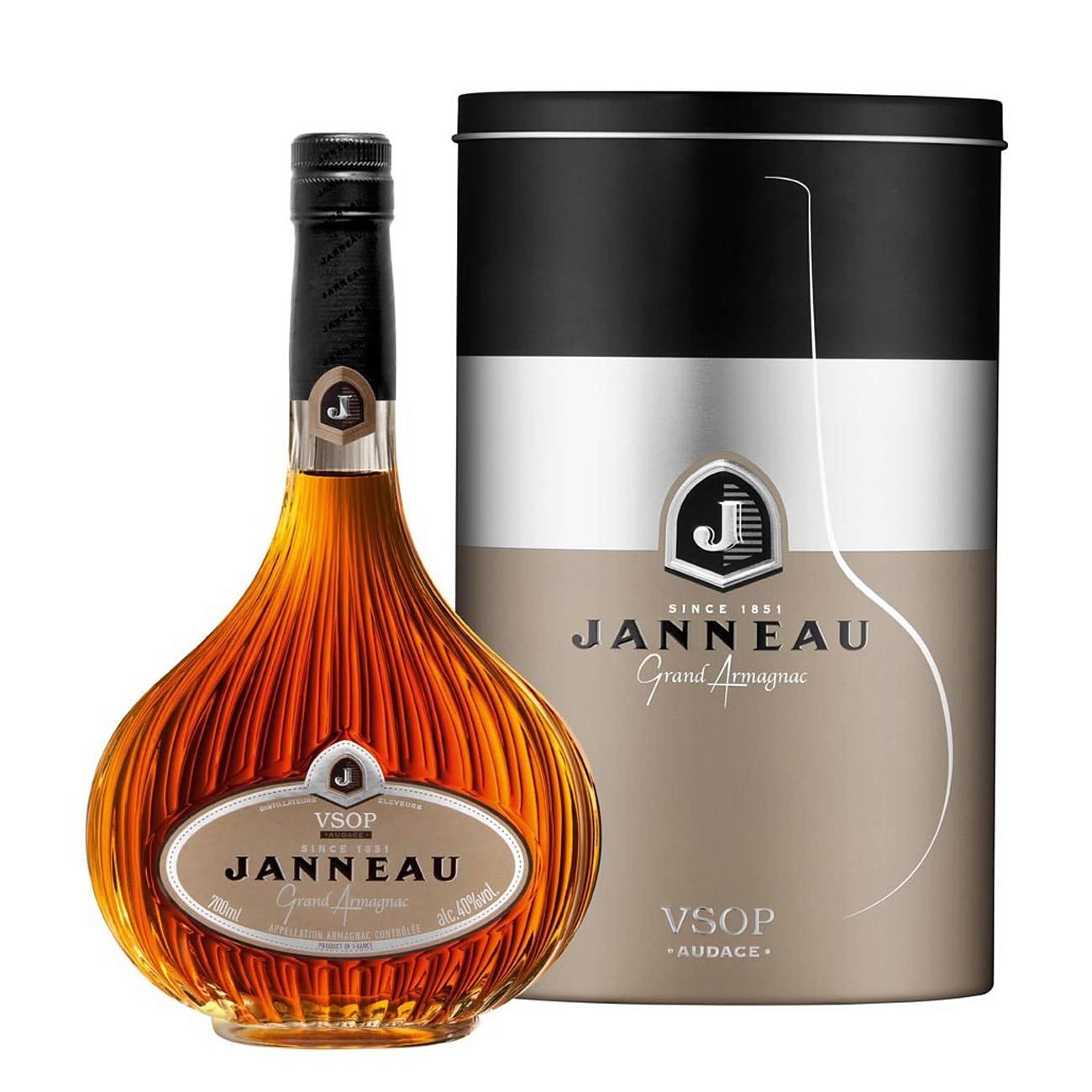 Cognac si brandy, VSOP 700 ML, Janneau