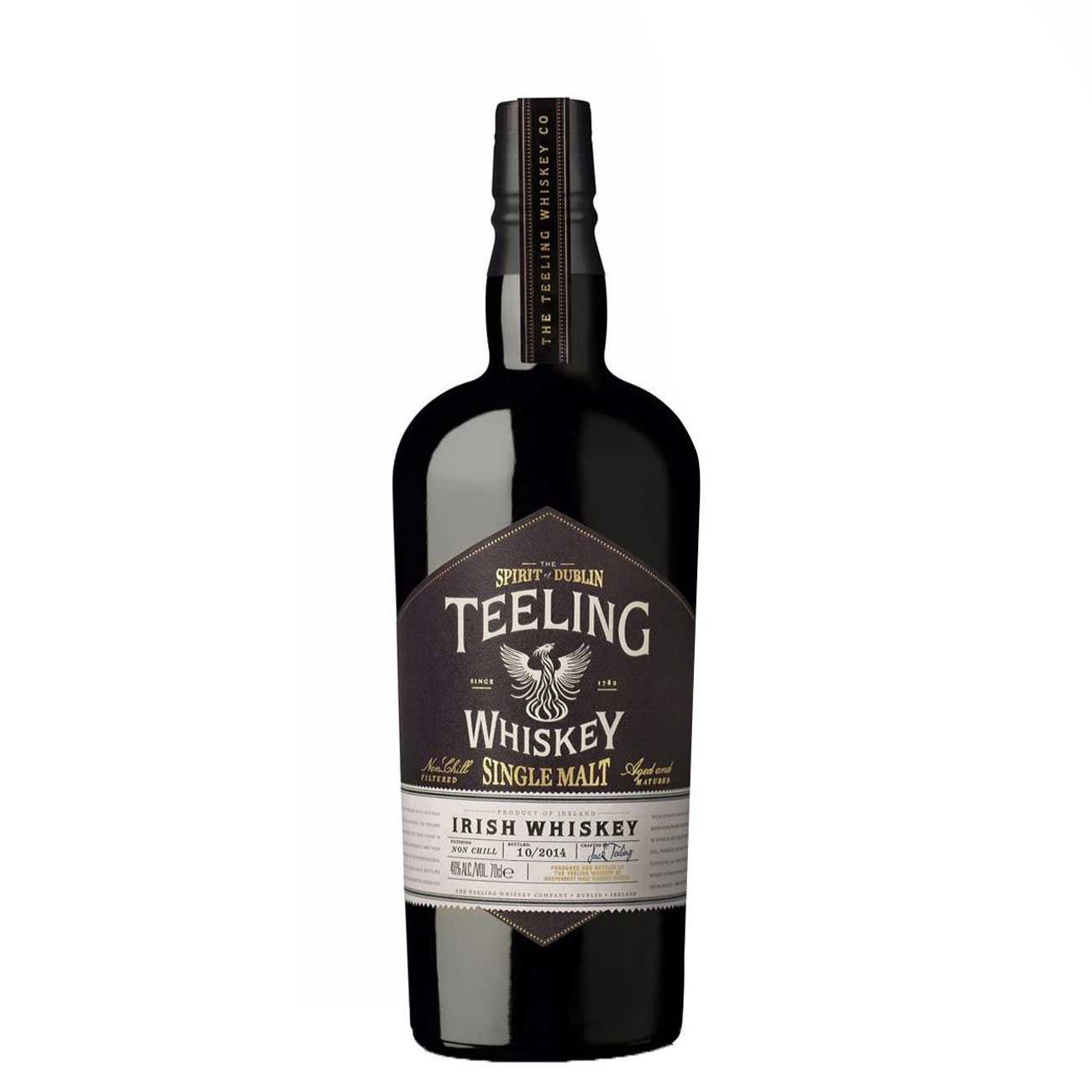 Whisky irlandez, IRISH WHISKY 700 ML, Teeling