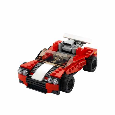 Lego CREATOR SPORTS CAR Jucarii