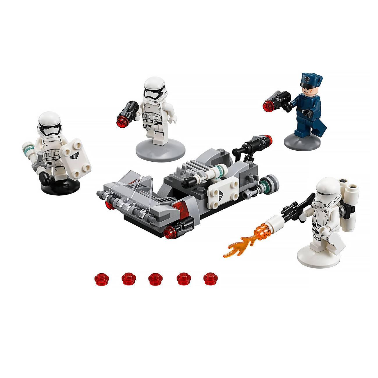 Star Wars First Order Transport Speeder Battle Pack