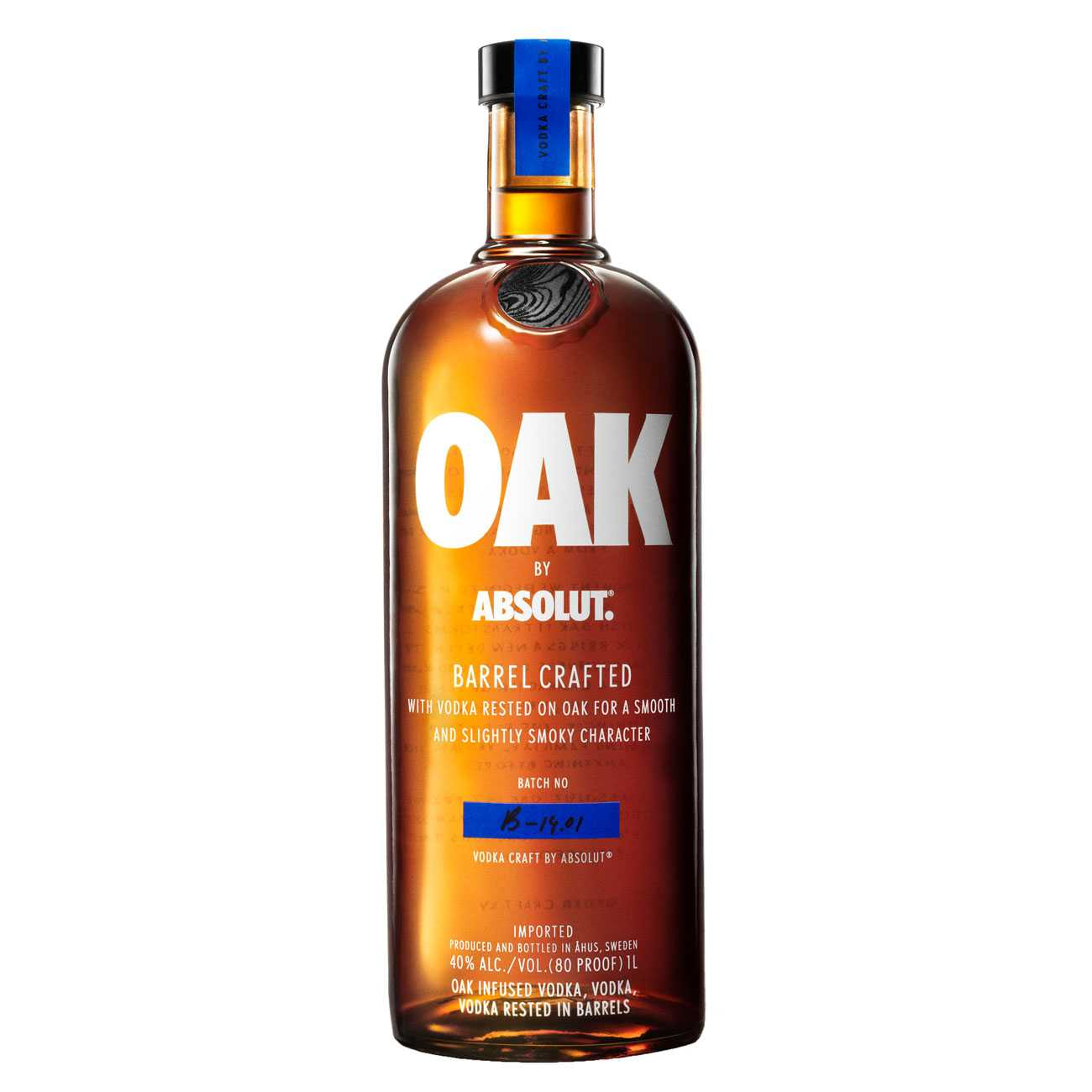 Vodka, OAK 1000 ML, Absolut