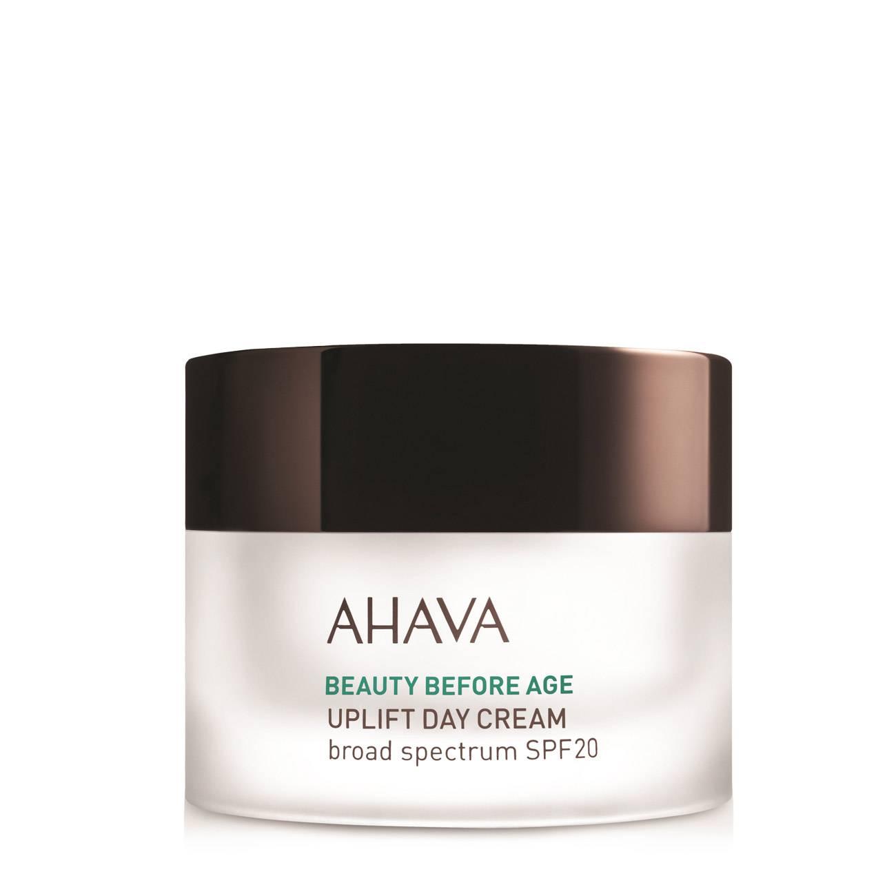 Beauty Before Age Uplift Day Cream Spf20 50 Ml Ahava imagine 2021 bestvalue.eu