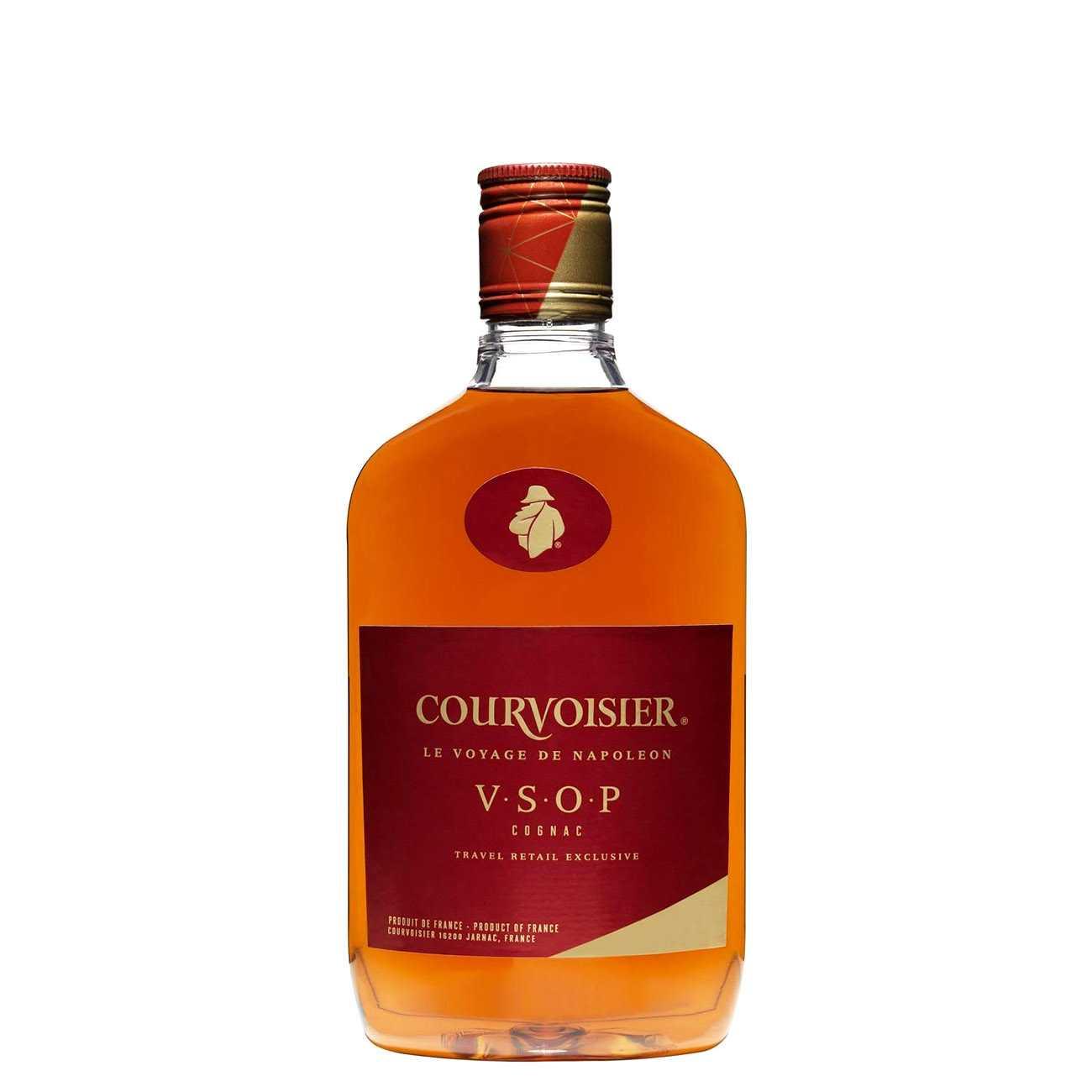 Coniac VSOP, VSOP LE VOYAGE DE NAPOLEON 500 ML, Courvoisier