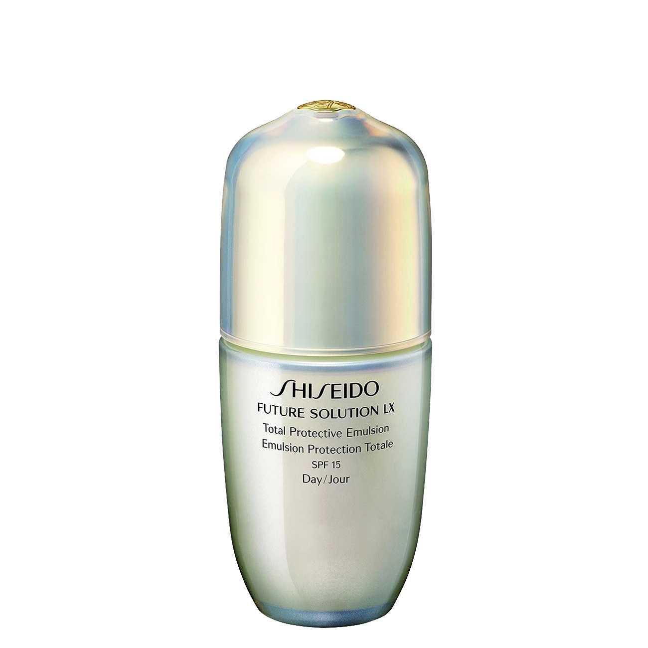 Future Solution Lx Total Protective Emulsion Spf15 75 Ml Shiseido imagine 2021 bestvalue.eu