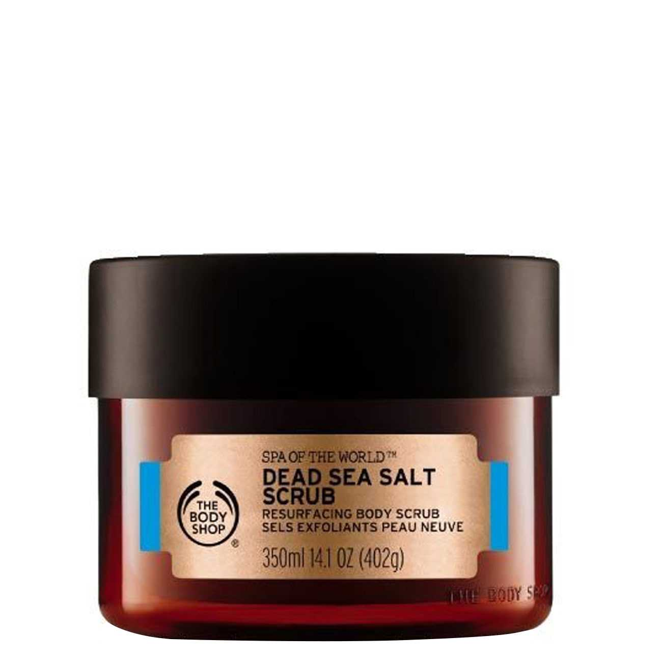Dead Sea Salt Scrub 350 Ml