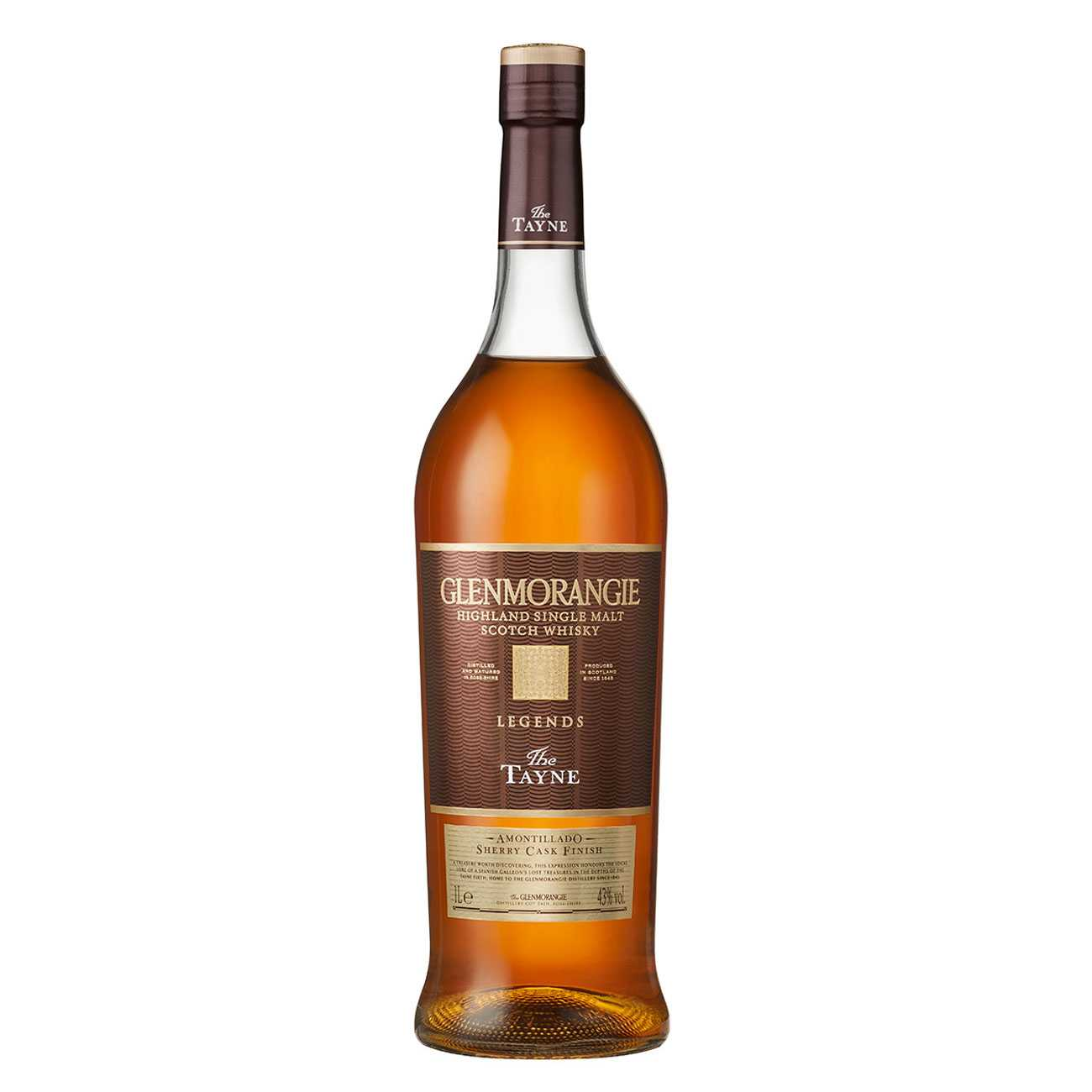 Whisky scotian, THE TAYNE 1000 ML, Glenmorangie