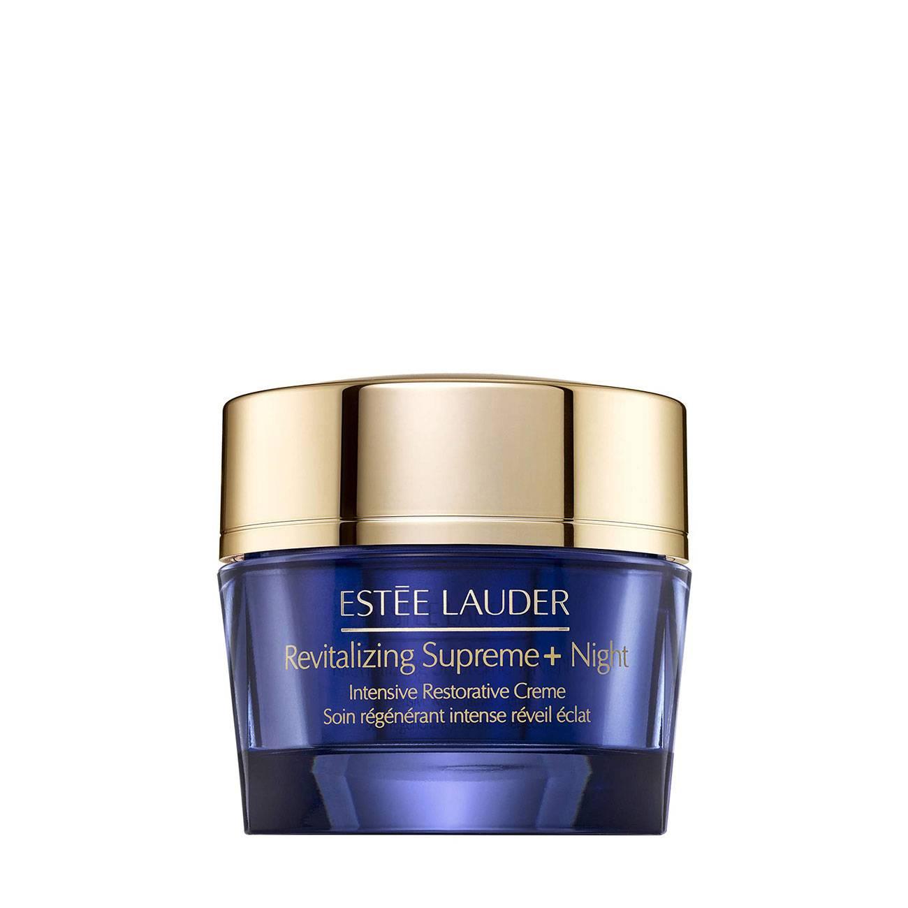 Revitalizing Supreme +night Intensive Restorative Cream Moisturizer 50ml