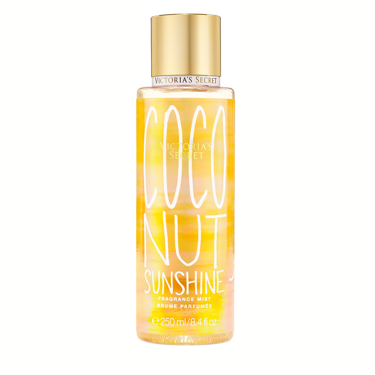 Coconut Sunshine Mist 250ml Victoria's Secret imagine 2021 bestvalue.eu