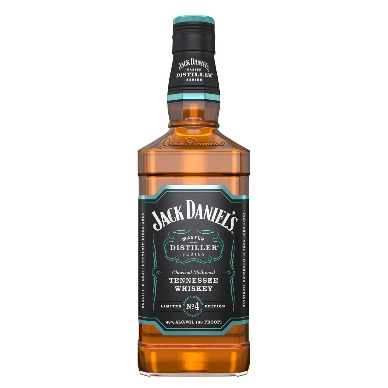 Whiskey american, MASTER DISTILLER SERIES NO.4 1000 ML, Jack Daniel's