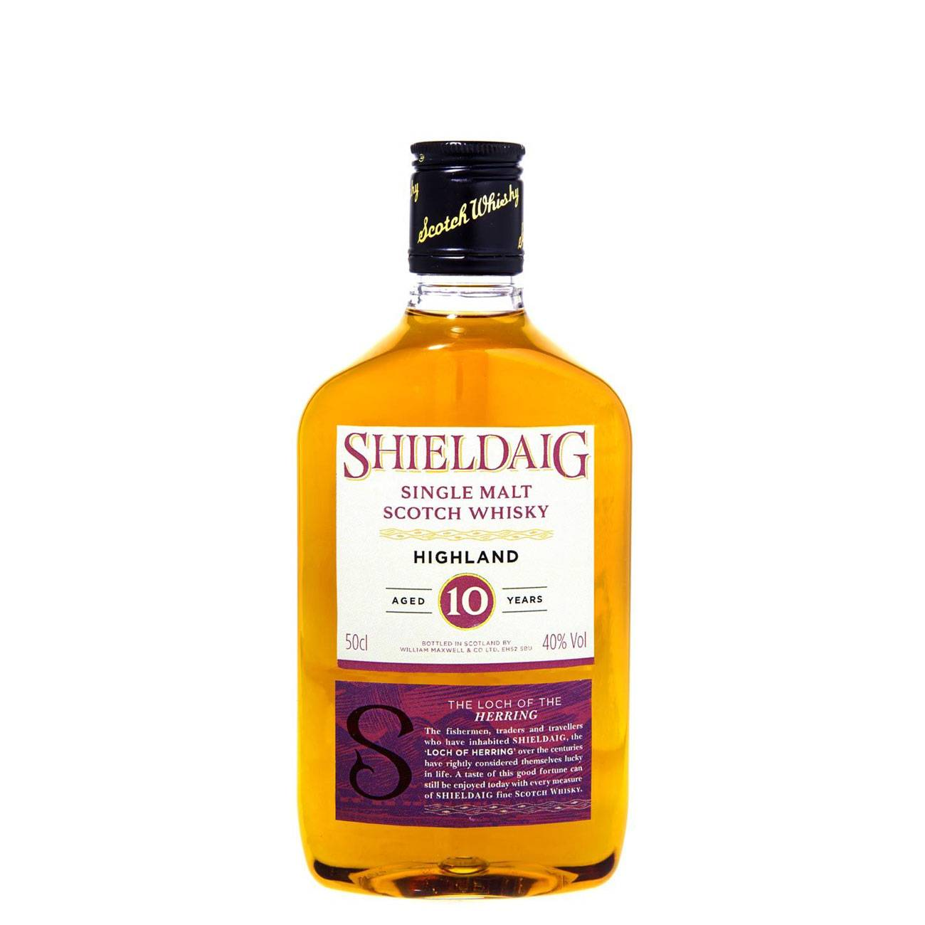 SINGLE MALT PET 500 ML