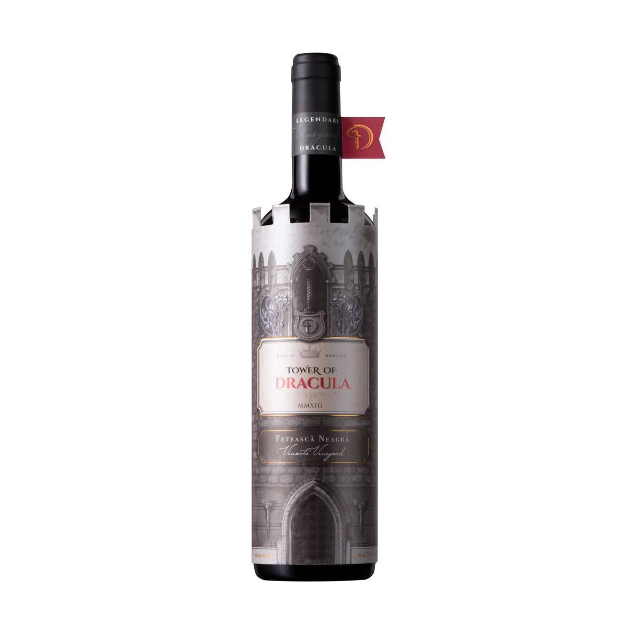 TOWER OF DRACULA FETEASCA NEAGRA 750 ML 750 Ml