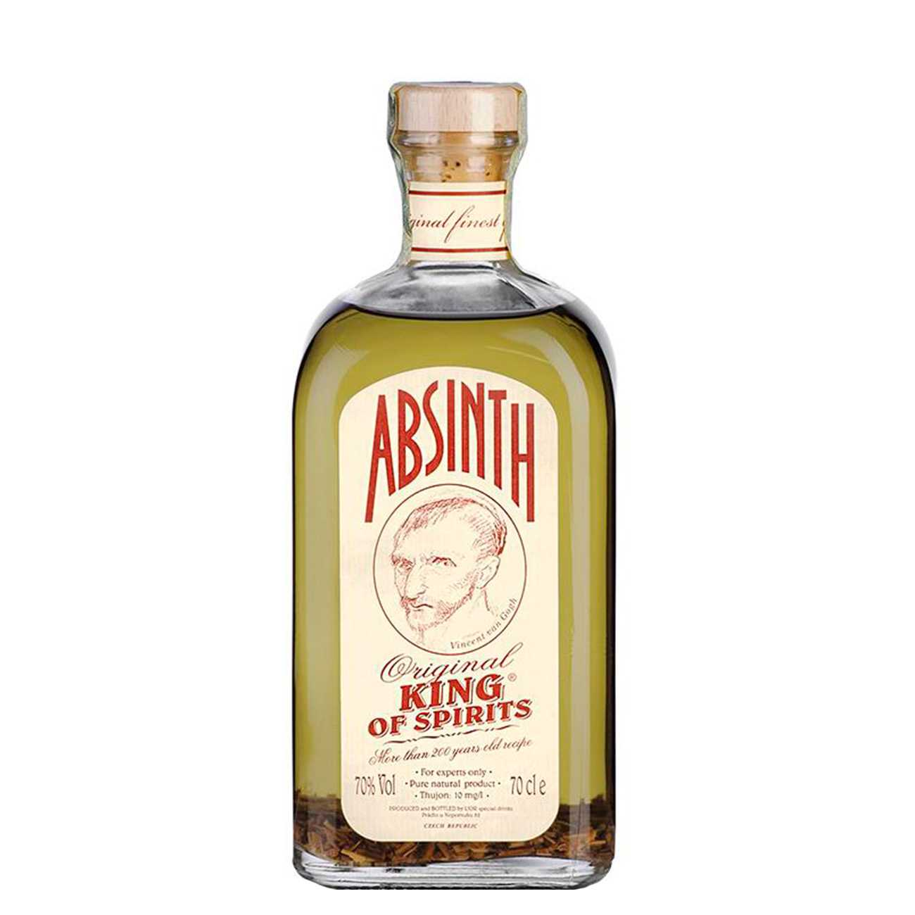 Aperitive si vermut, KING OF SPIRITS 700 ML, Absinth
