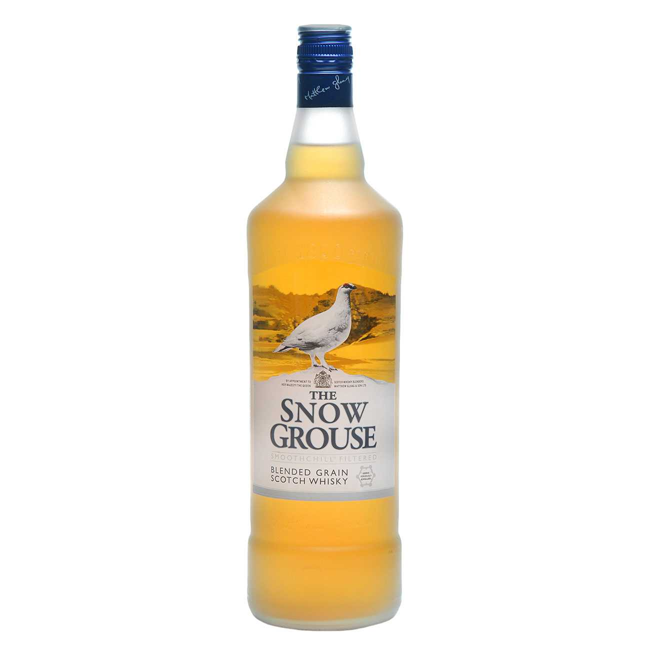 Whisky scotian, THE SNOW GROUSE 1000 ML, The Famous Grouse