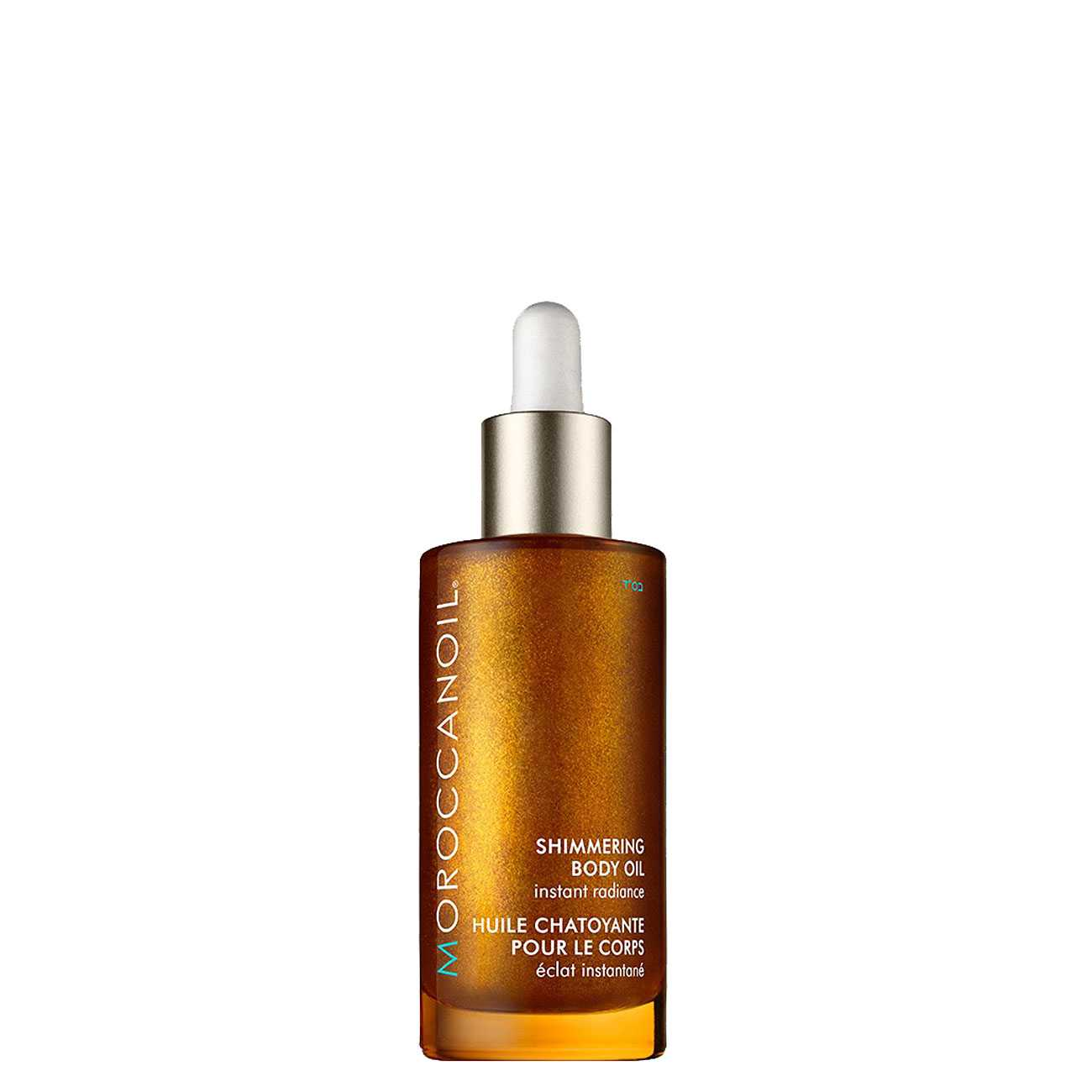 SHIMMERING BODY OIL 50 ML imagine produs
