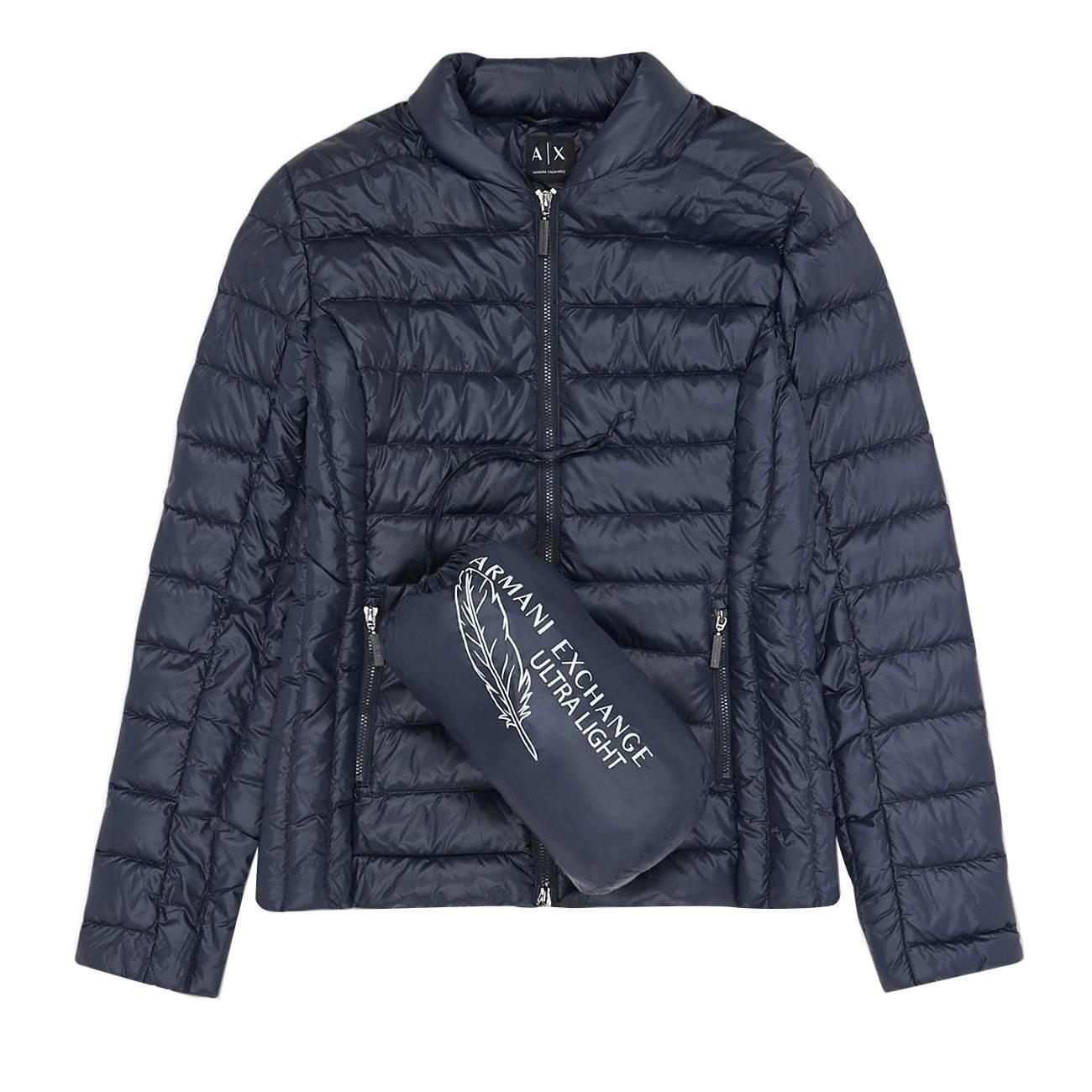 Ultralight Shawl-collar Puffer Jacket Xl