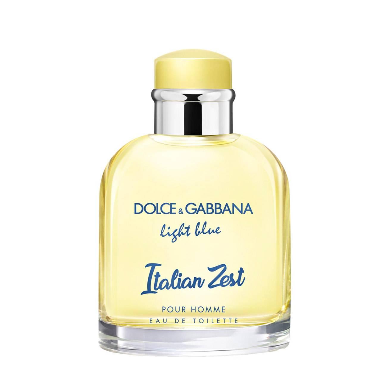 LIGHT BLUE ITALIAN ZEST POUR HOMME 125ml