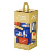 Lindt ASSORTED SMALL CARRIER BOX 250 G Tablete