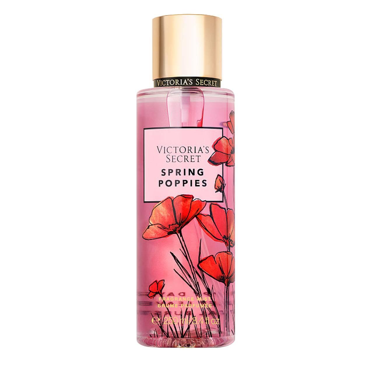 Spring Poppies Mist Victoria's Secret imagine 2021 bestvalue.eu