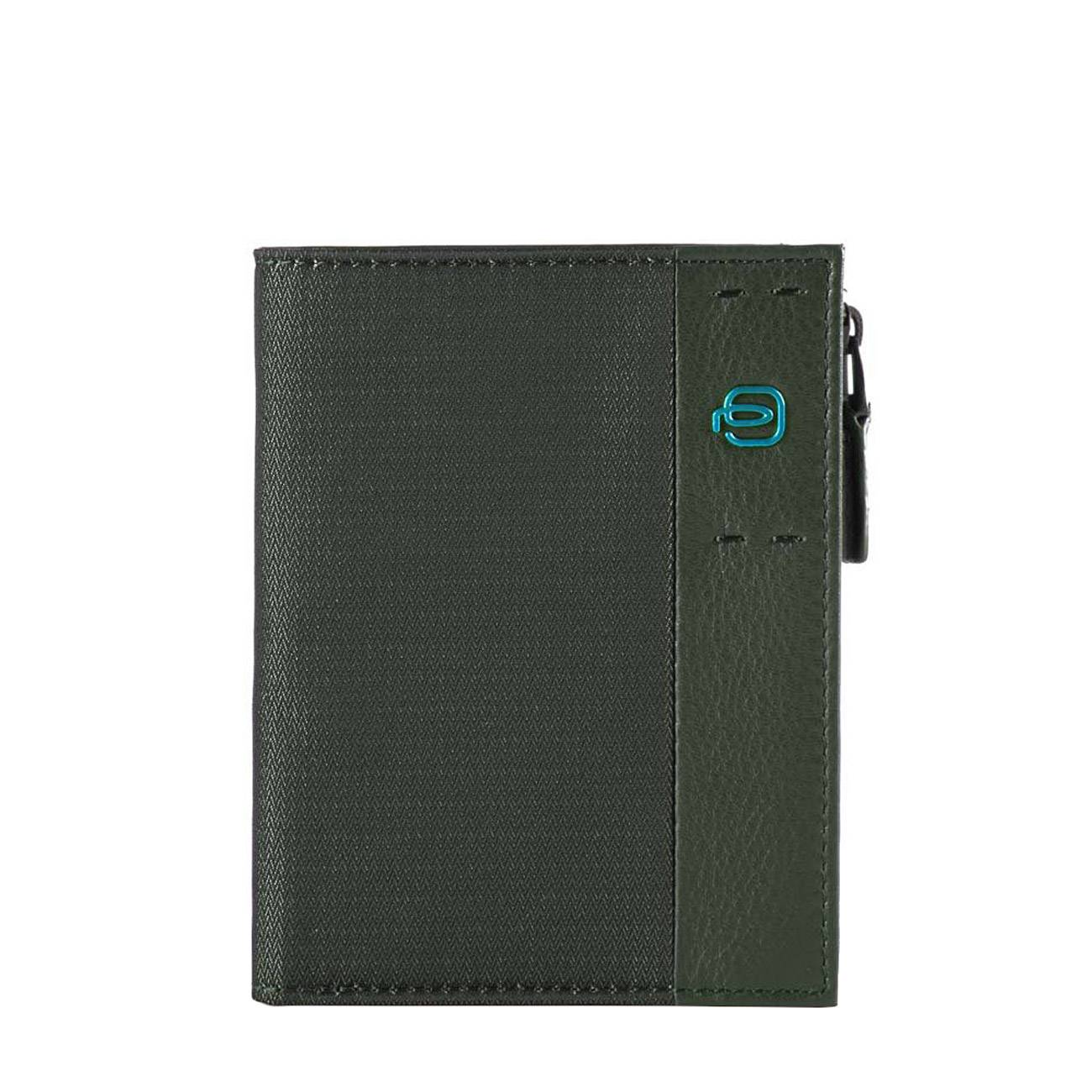 P16 WALLET WITH COIN POCKET