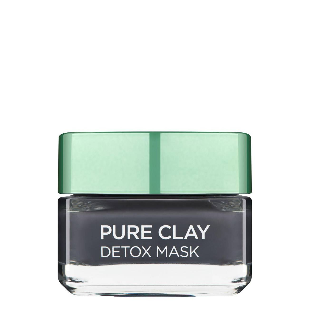 Pure Clay Detox Mask 50 Ml L'Oreal imagine 2021 bestvalue.eu