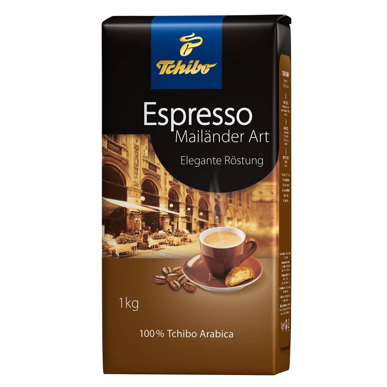 Espresso Mailander 1000gr