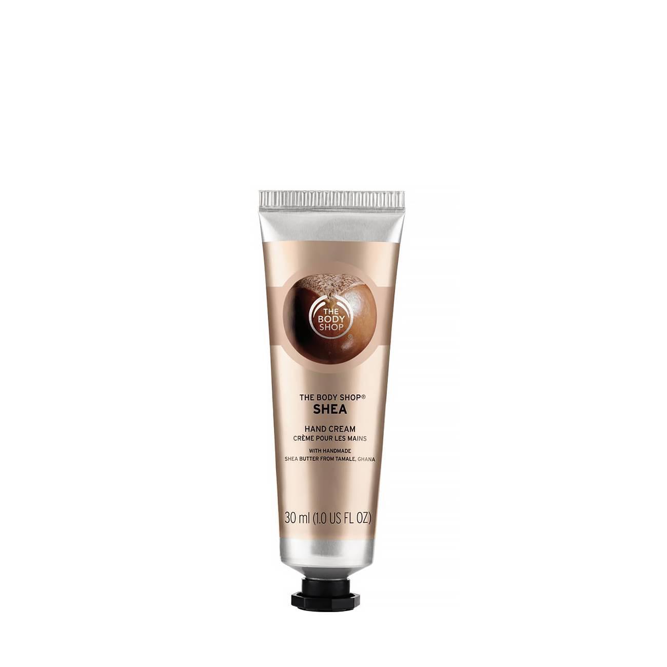 Shea Hand Cream 30ml The Body Shop imagine 2021 bestvalue.eu