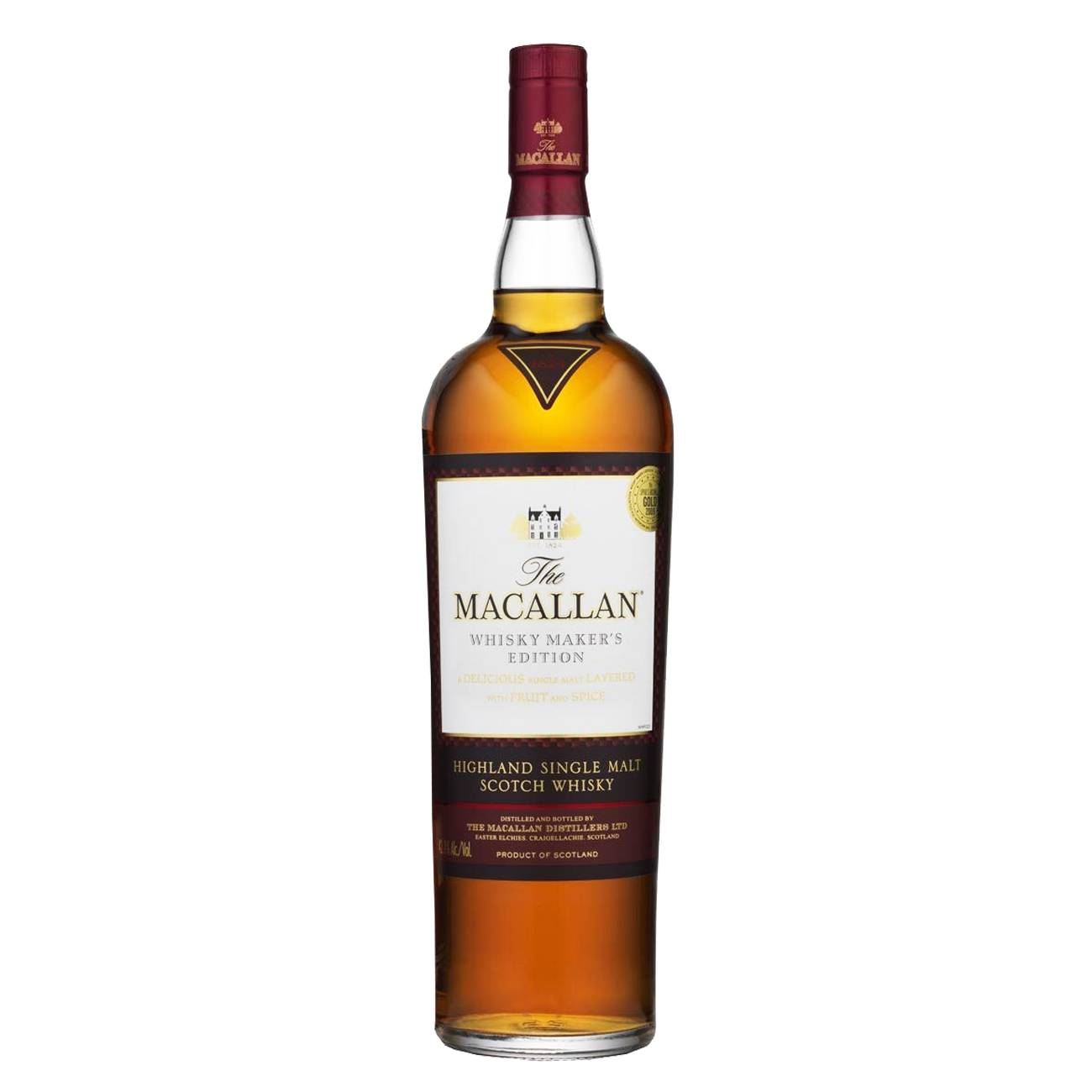 Whisky scotian, MAKERS EDITION WHISKY MALT 700 Ml, The Glenlivet