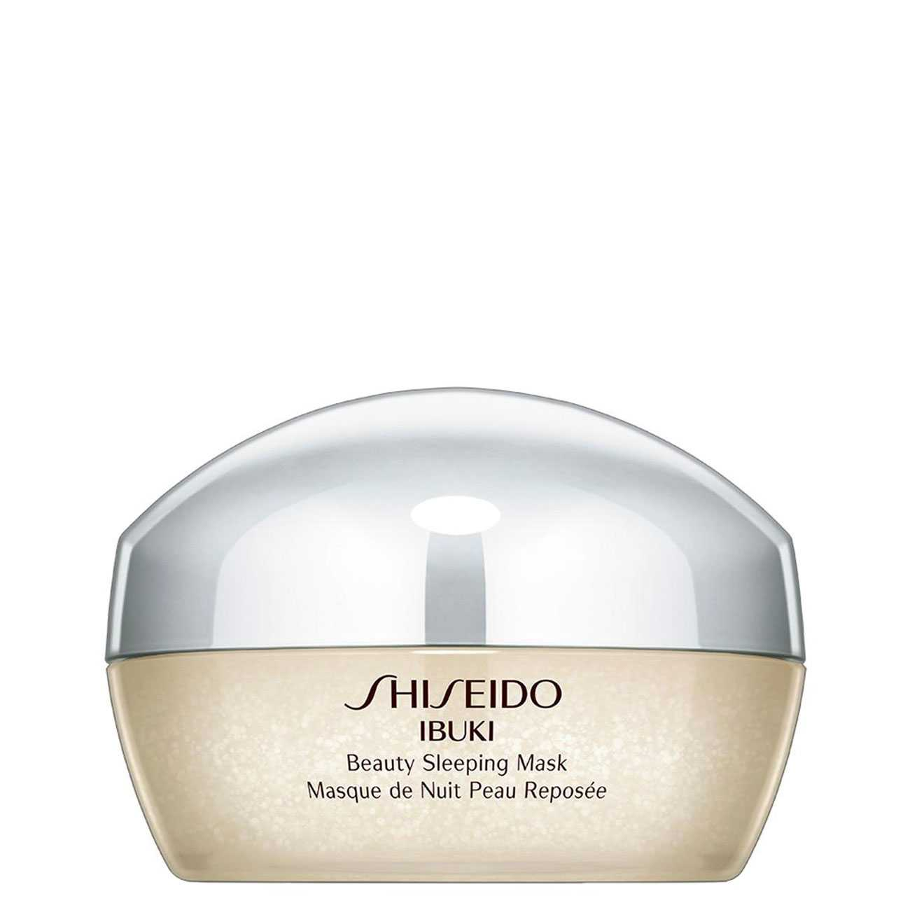 Ibuki Beauty Sleeping Mask 80 Ml Shiseido imagine 2021 bestvalue.eu