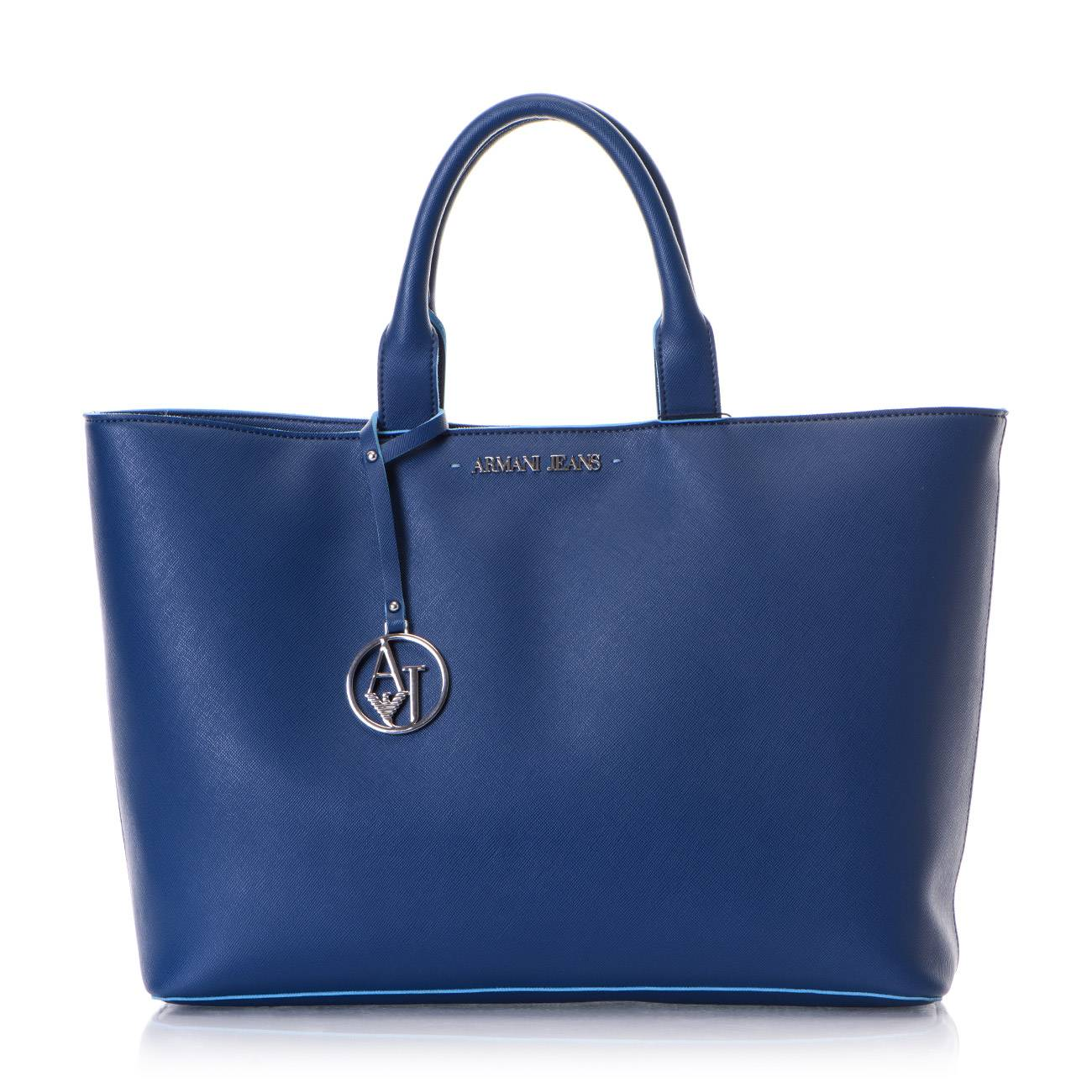 OCEAN BLUE SHOPPER BAG